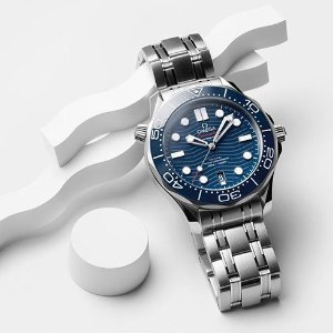Extra $100 OffDealmoon Exclusive: OMEGA Seamaster Automatic Men's Watches