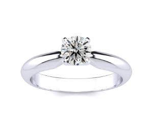 Dealmoon Exclusive!Savings $10001/2 ct Diamond Solitaire Rings @ SuperJeweler