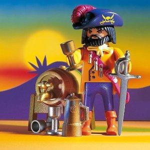 折扣区75折,低至$4.49起Playmobil 场景积木,一百分场景还原的童话世界