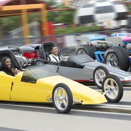 达拉斯Speed Zone 赛车 全天不限次
