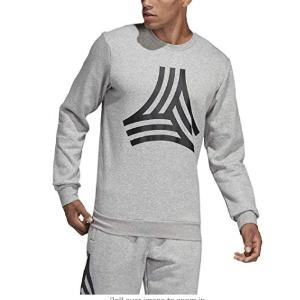 $37(原价$90) 码数全白菜价:Adidas男士印花卫衣特卖 秋天需要这一件