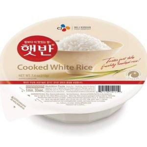 $16.37CJ Rice - Cooked White Hetbahn