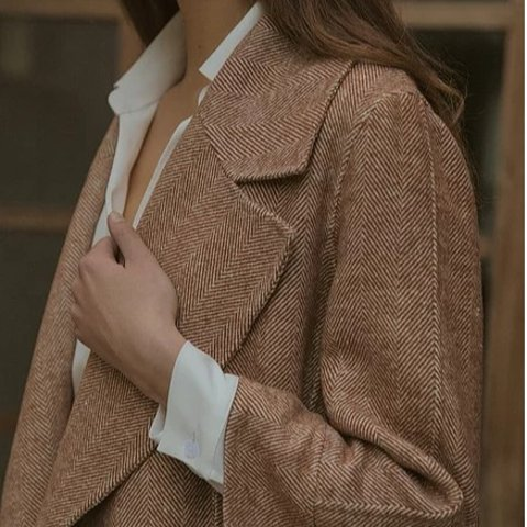 无门槛8.5折+2重送礼 新款风衣开奖11.11独家:Jovonna 高性价比英国设计师品牌上新 浪漫与城市chic风的碰撞