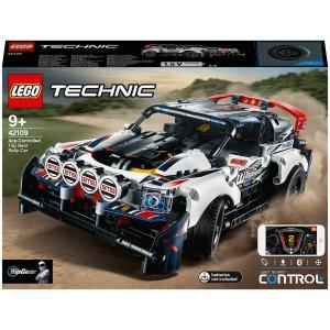 LegoAPP遥控车 42109