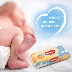 低至6.7折+部分首单额外8.5折Huggies 尿不湿、湿巾热卖 呵护宝宝每一天