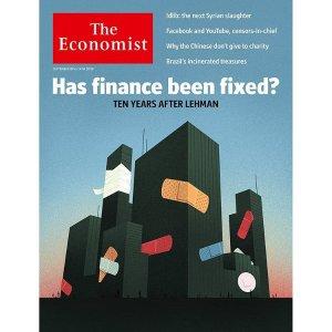 12 Weeks for $12 Free Moleskine Notebook @The Economist
