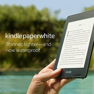 Amazon2倍防水设计+柔和背光灯Kindle Paperwhite 电子书阅读器 32GB