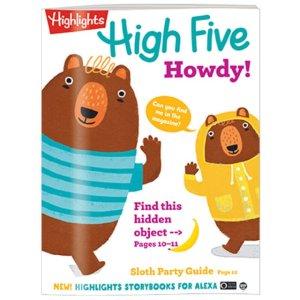 Highlights 儿童杂志共9期订阅 影响美国几代人的教育品牌