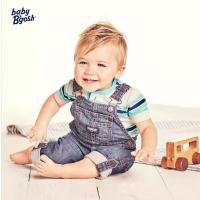 Oshkosh 男婴、幼童背带裤