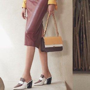 变相8.6折 £66收高颜值穆勒鞋Pedro 新加坡人气鞋履包包折扣热卖 高性价比小众品牌
