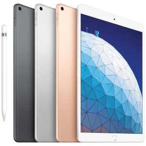 64GB $434,256GB $584Apple iPad Air 最新2019款 Wi-Fi A12 Bionic 芯片