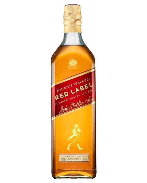 红方威士忌 1L