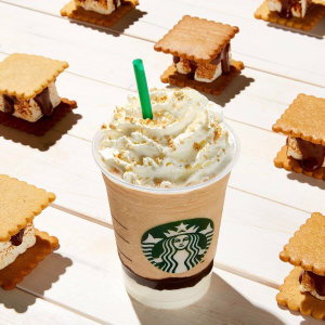 S'mores Frap is BackStarbucks 2020 New Drinks are Here