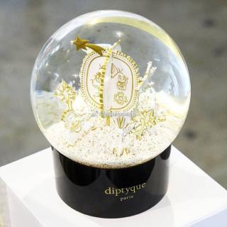 每个蜡烛仅£10  满额送豪礼Diptyque 圣诞系列英国抢先发售 好梦幻的水晶球、圣诞蜡烛