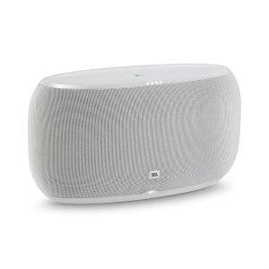 $149.95(原价$449.95) 黑白两色可选JBL Link 500 无线蓝牙智能音箱 支持Google Assistant