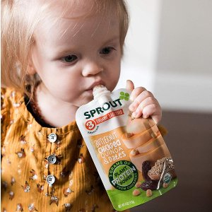 Up to 25% off + extra 5% offSprout Baby Food Sale @ Amazon