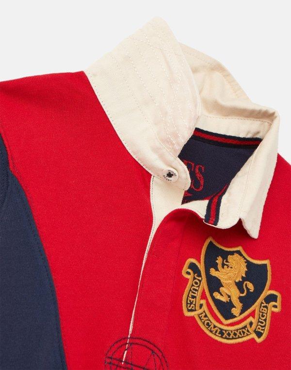 男童 Rugby 上衣