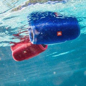 限时秒杀¥582JBL Charge 3 便携蓝牙音箱 IPX7级防水