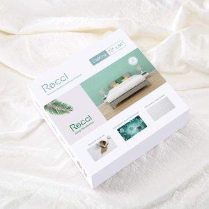 $13.99RECCI 防水床垫保护罩Calking尺寸