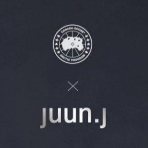 New ReleasesSSENSE Juun.J X Canada Goose Collection