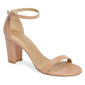 NearlyNude Ankle Strap 凉鞋