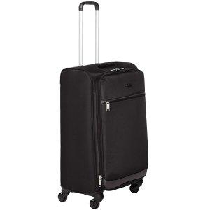 $53.19 (原价$75.99)AmazonBasics 牛津布万向轮行李箱29寸 黑色