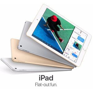 32GB from $329Cheaper and More Powerful!, New 9.7inch iPad comes out