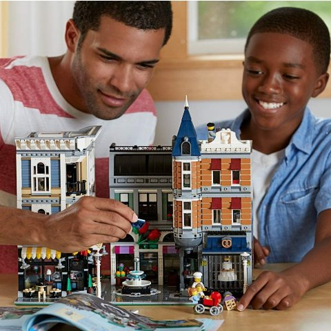 As low as $179.95LEGO Creator Expert Assembly Square 10255