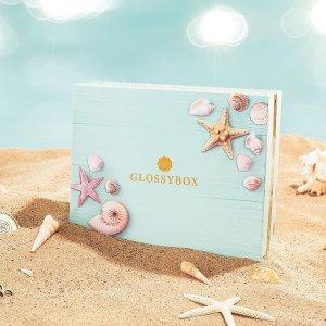 女生就该拥有的快乐!淡蓝色太治愈了!独家:每个月都能收到的惊喜!Glossy Box 7月惊喜大揭秘!