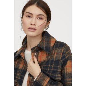 H&MShirt Jacket