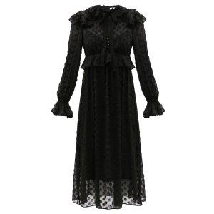 Zimmermann雪纺连衣裙