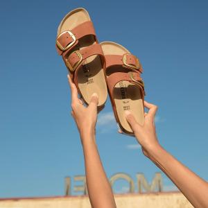 低至€19 天气暖和就涨价啦BIRKENSTOCK 勃肯鞋热卖 德国国民拖鞋 可爱丑萌 春夏必备