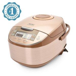 史低价:AROMA 多功能全智能电饭煲 6杯生米容量