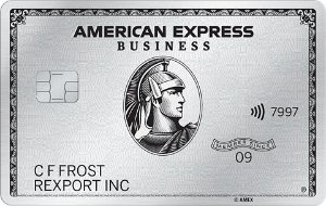 Earn 100,000 Membership Rewards® points. Terms Apply.The Business Platinum Card® from American Express