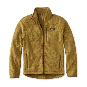 L.L.BeanMen's L.L.Bean Sweater Fleece Full-Zip Jacket