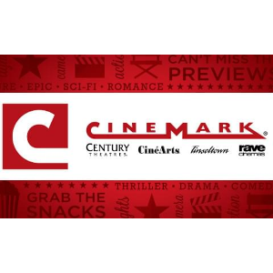 Get Free $5 Bonus CouponCinemark Purchase a Gift Cards Of $35 or More