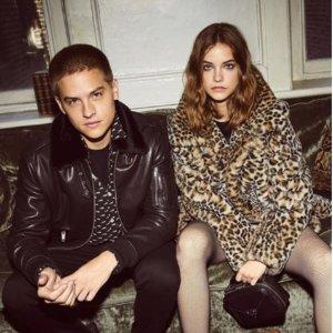 可酷潮可优雅 大毛衣£128 新款不容错过上新:AllSaints 秋冬美衣惊艳上市 低调深邃之美 收大毛衣、大衣、经典皮衣