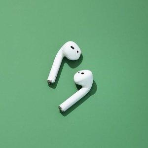 立省£30 £124收AirPod 2代Apple Airpod大促 价格比官网还要低
