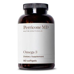 Perricone MDMOONDAY90 降血脂降血压清理血管深海鱼油