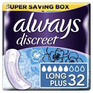 alwaysDiscreet Incontinence 卫生巾 32片裝(2 x 16pads)