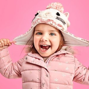 50-70% Off + Free ShippingNew Markdowns: The Children's Place Kids Outwear & Cold Weather Accessories