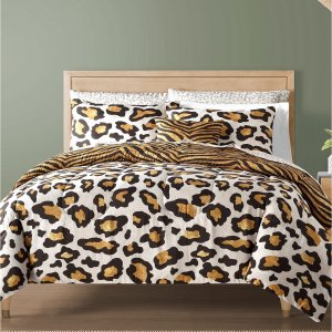 Black Friday Sale Live Sunham Safari Reversible 12 Pc Comforter Sets Dealmoon