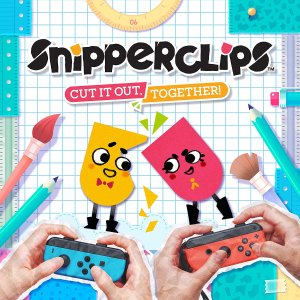Snipperclips – Cut it out, together! - Nintendo Switch [Digital Code]