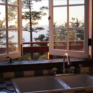 Ocean View French Country Cottage, Charming & Tranquil, Beach! - Carmel Highlands