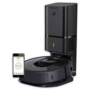 iRobot Roomba i7+ 顶级旗舰级智能扫地机器人