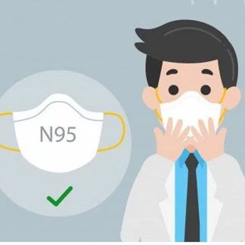 N95口罩选择,佩戴一贴详解新型冠状病毒肺炎阴影下,怎么选择预防口罩?