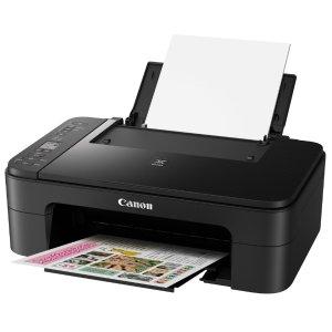 仅需$49Canon TS3160 Pixma 多功能家用无线打印机