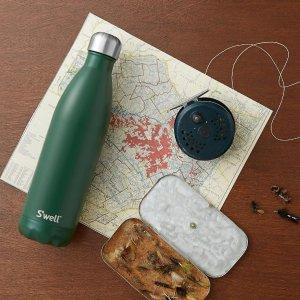 Green Jasper | S'well® Bottle Official | Reusable Insulated Water Bottles