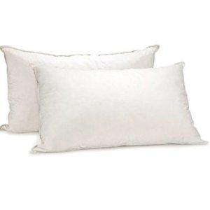 $29.95 (原价$129.99)Royal  舒适豪华鸭绒羽绒枕家庭双人枕