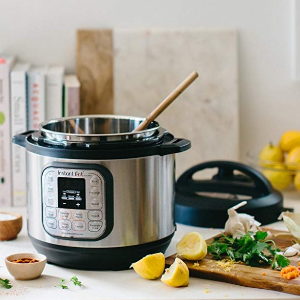 $59.95 Instant Pot 7-in-1 Programmable Pressure Cooker